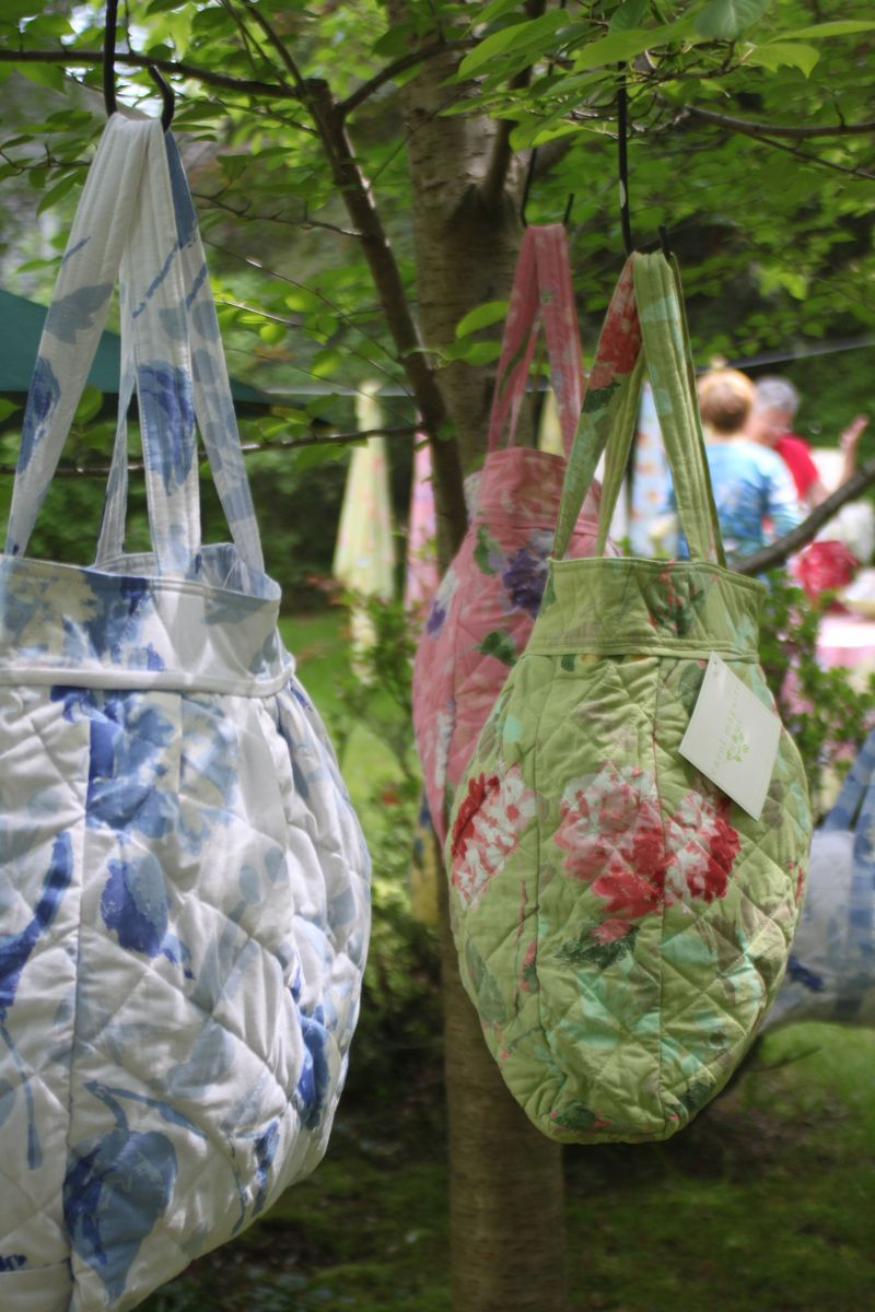 Bags in trees